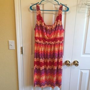 Sun dress or swim suit cover up